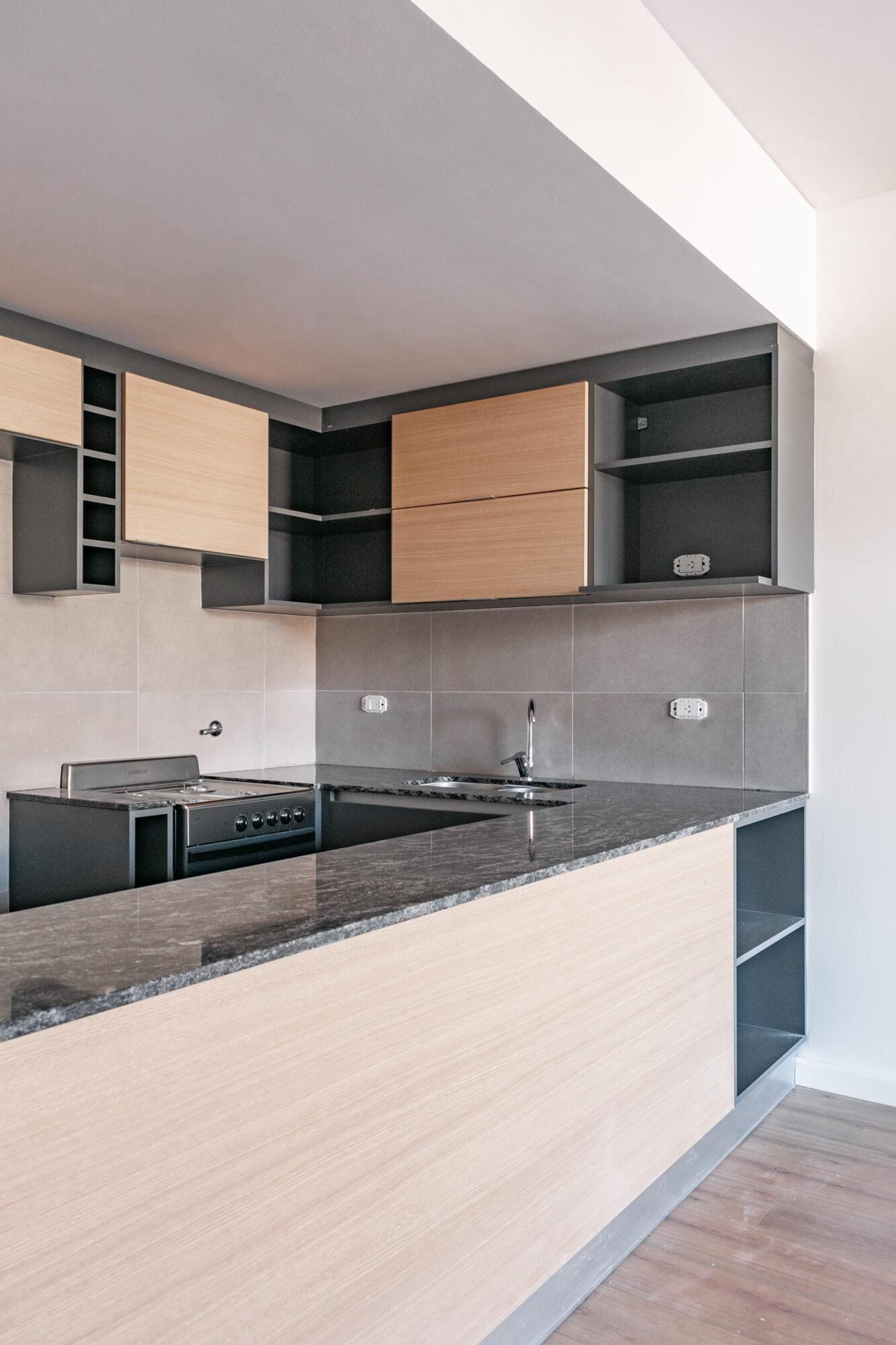 Cocina - Constructora en Rosario