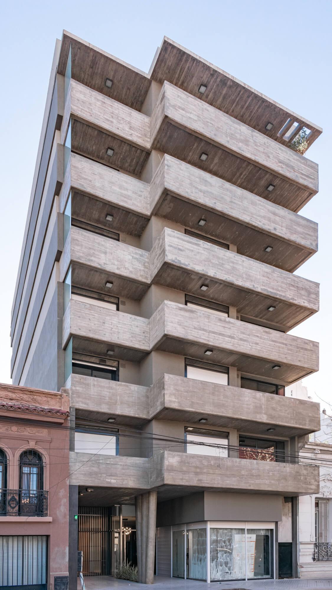 fachada - Constructora en Rosario